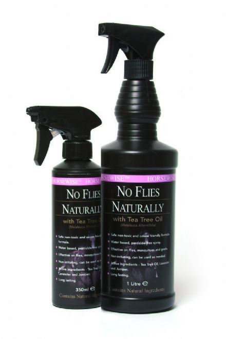 Horsewise No Flies Naturally - Fly and Insect Repellent Spray